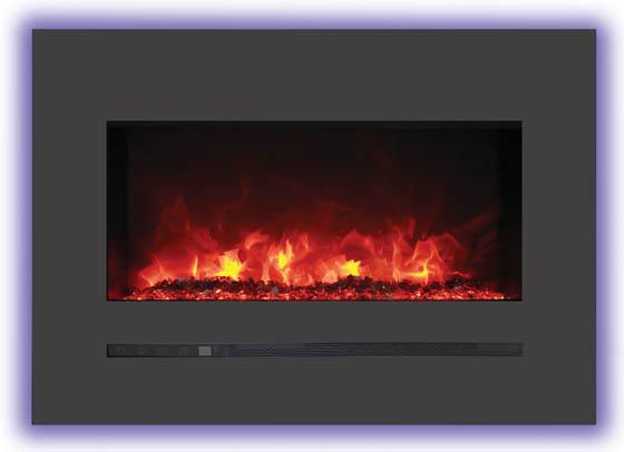 WM-FML-26-3223-STL Orange Media & Mood Lighting