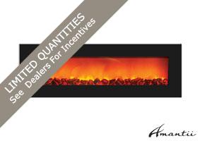WM-SLIM electric fireplace