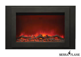 ZC-FM-37 electric fireplace