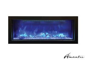 Amantii BI-40-DEEP electric fireplace