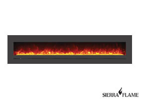Sierra Flame WM-FML-88 electric fireplace