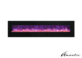WM-FM-88 electric fireplace