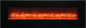 electric fireplace by Amantii