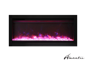 SYM-34 - Symmetry Electric Fireplace