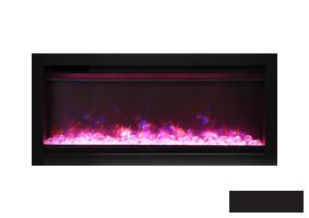 SYM-34 - Symmetry Electric Fireplace