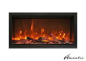 SYM-34-XT - Symmetry Electric Fireplace