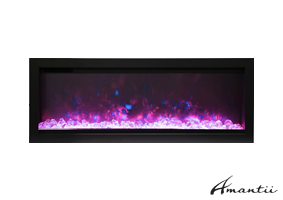 SYM-42-B - Symmetry Electric Fireplace