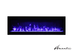 SYM-50 - Symmetry Electric Fireplace