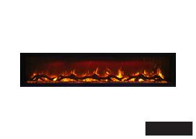 SYM-74- Symmetry Electric Fireplace