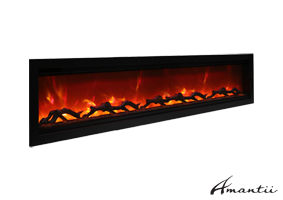 SYM-88- Symmetry Electric Fireplace