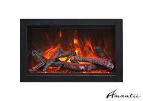 "26"" TRD - Electric Fireplace"