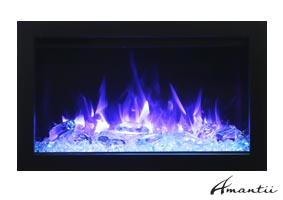"30"" TRD - Electric Fireplace"