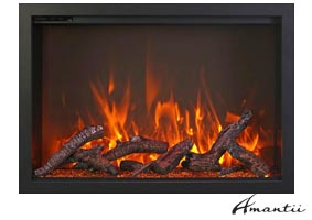 "38"" TRD - Electric Fireplace"