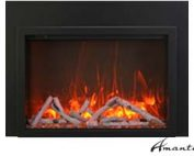 elelctric fireplace insert
