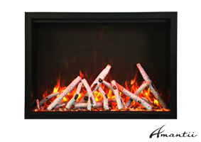 "44"" TRD - Electric Fireplace"